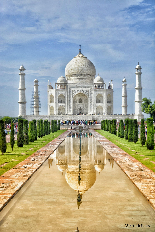 Taj Mahal Tour & Tiger Safari