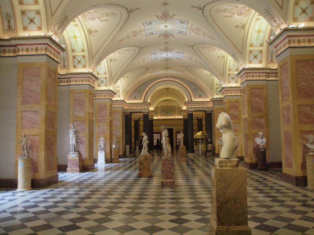 City break in St. Petersburg