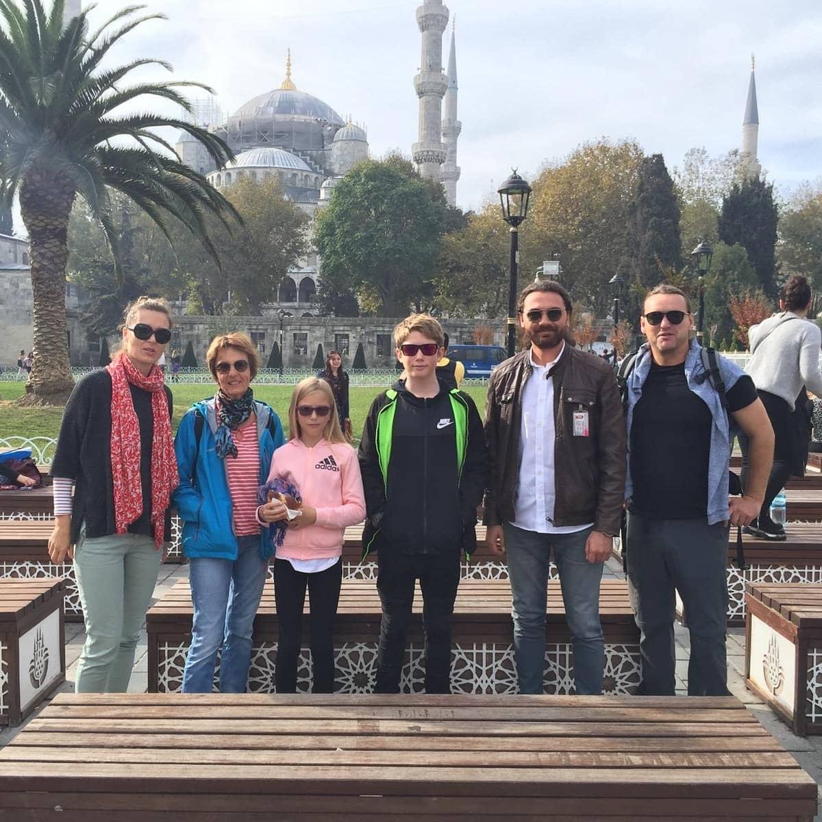 Istanbul City Break-Four Days