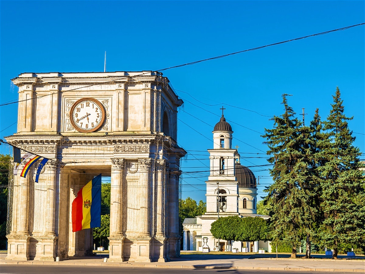 Highlights of Ukraine & Moldova