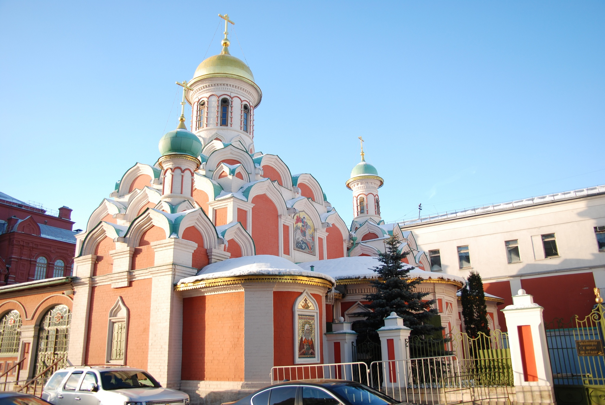 Tour Russian Capitals & the Golden Ring