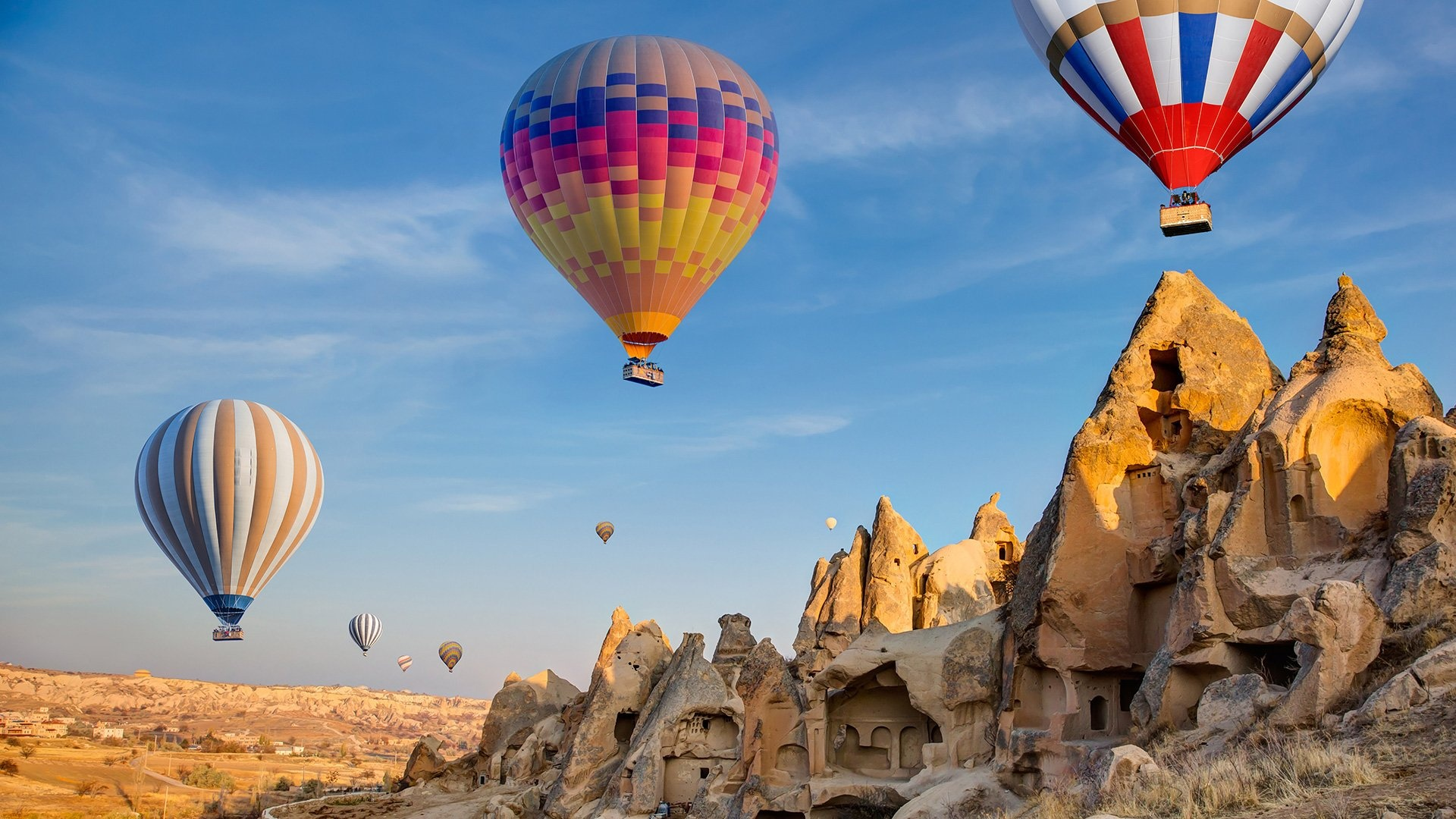 Cappadocia Tour from/to Istanbul - Two Days