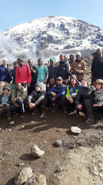Mount Kilimanjaro Climbing Via Marangu Route 6 Days