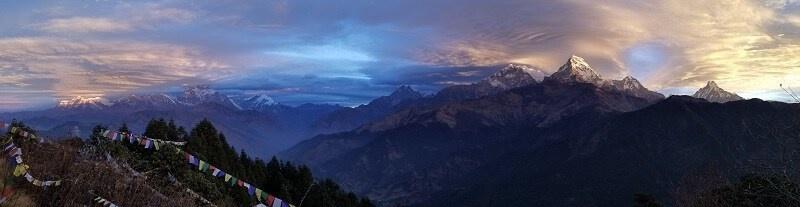 Annapurna Base Camp Short Trek – 11 Days