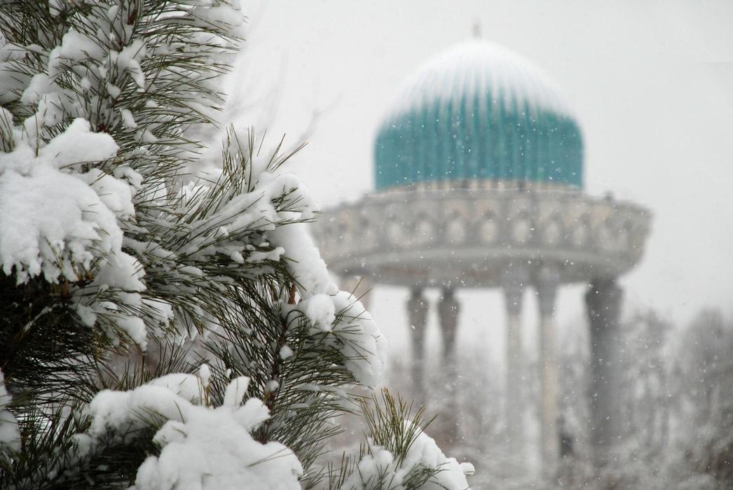Colourful Uzbekistan