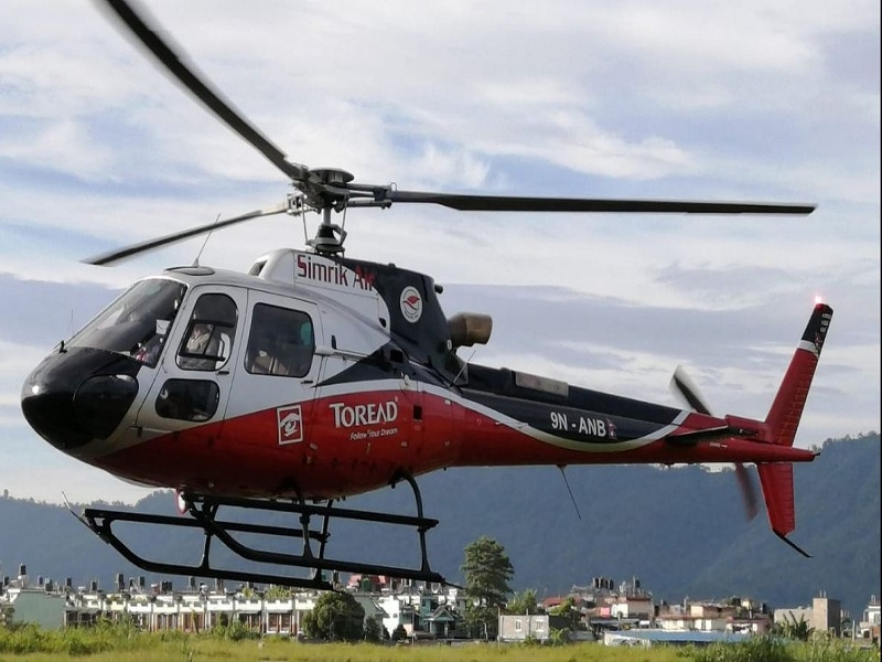 Explore Nepal With Everest Scenic Flight and Annapurna Base Camp Heli Tour
