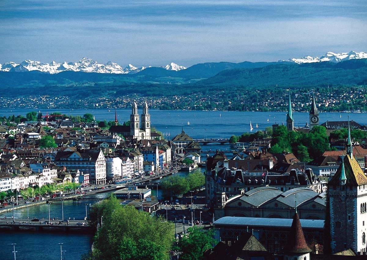 Scenic Switzerland by Train - 2022