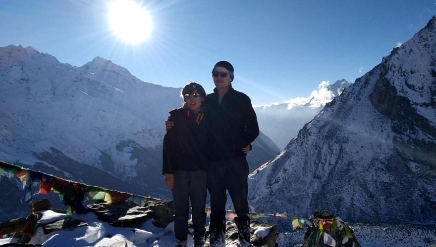 Lang tang Valley Trek