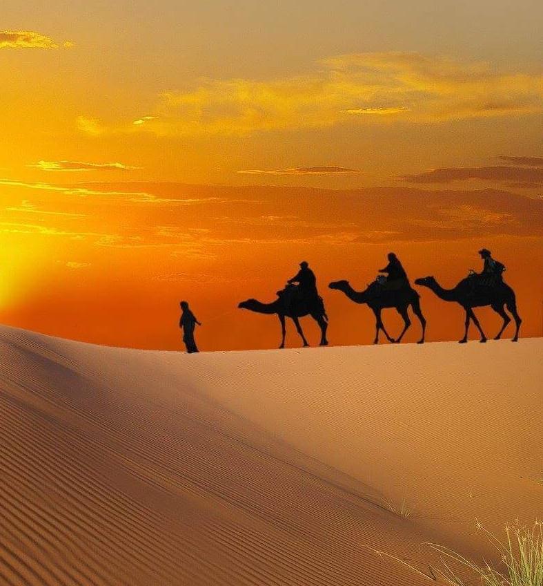 Sahara Desert Tour From Marrakesh
