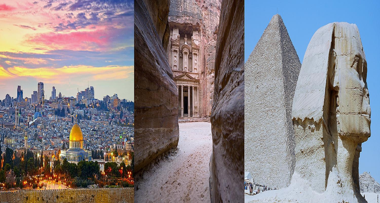 Highlights of Israel, Jordan & Egypt