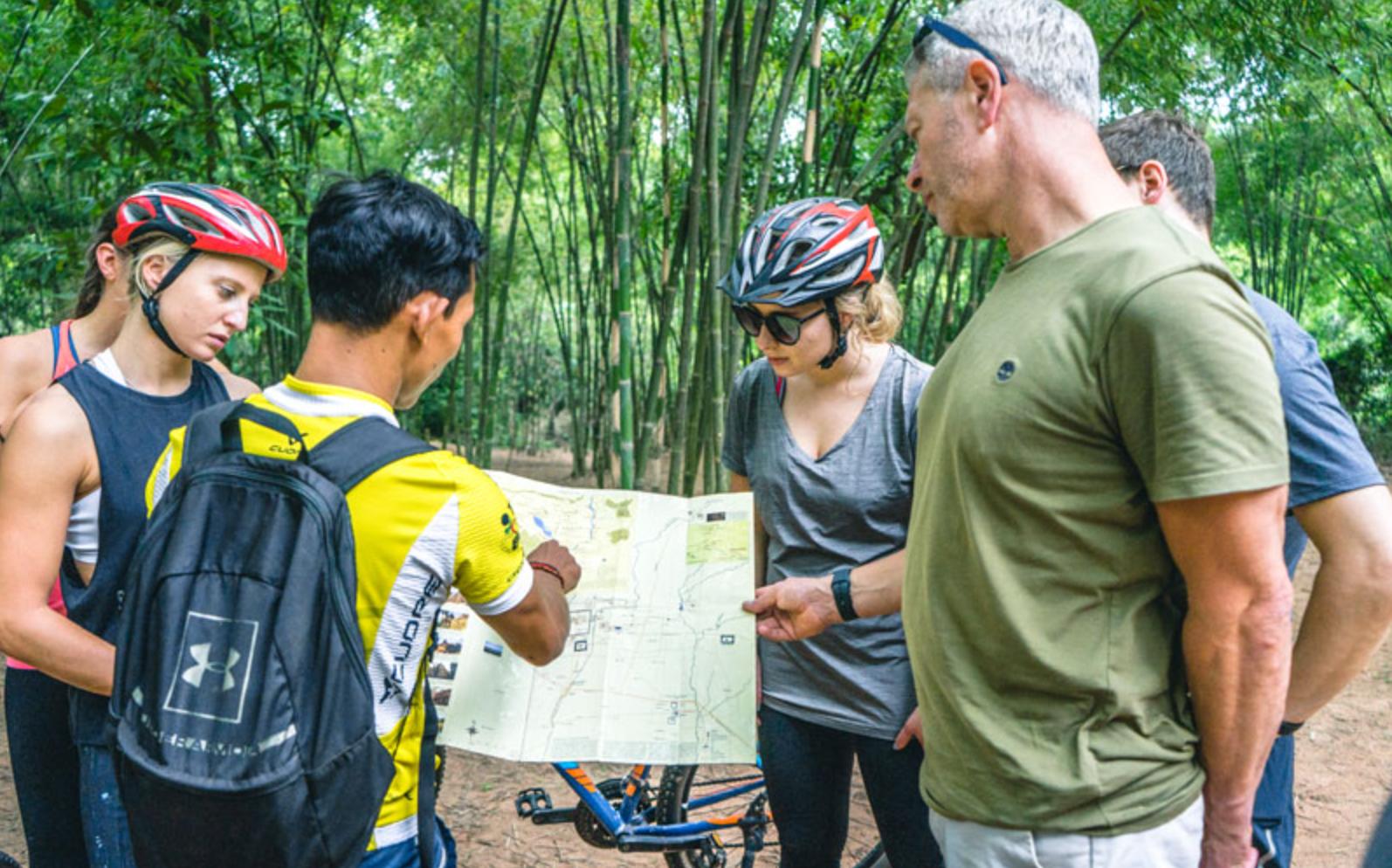 Angkor to Phnom Penh by Bicycle