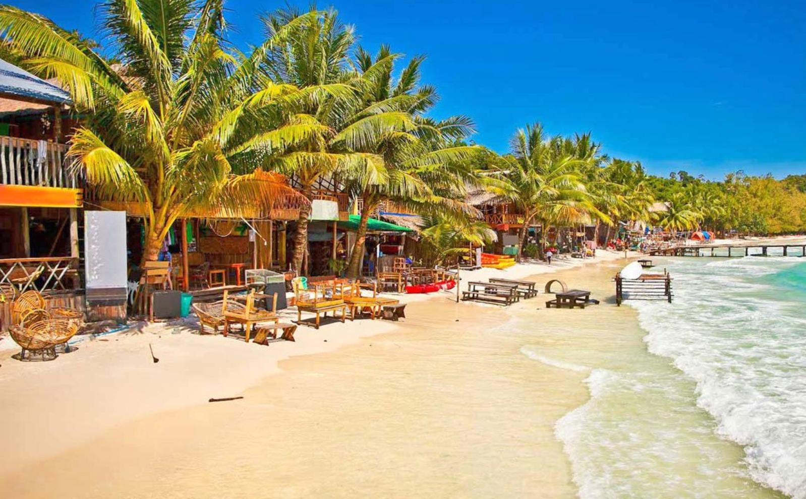 Cambodia In-depth & Island Retreat