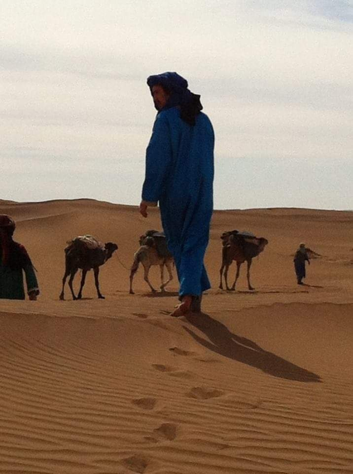 Sahara Tour from Marrakech ( Two days one night desert camp experience )
