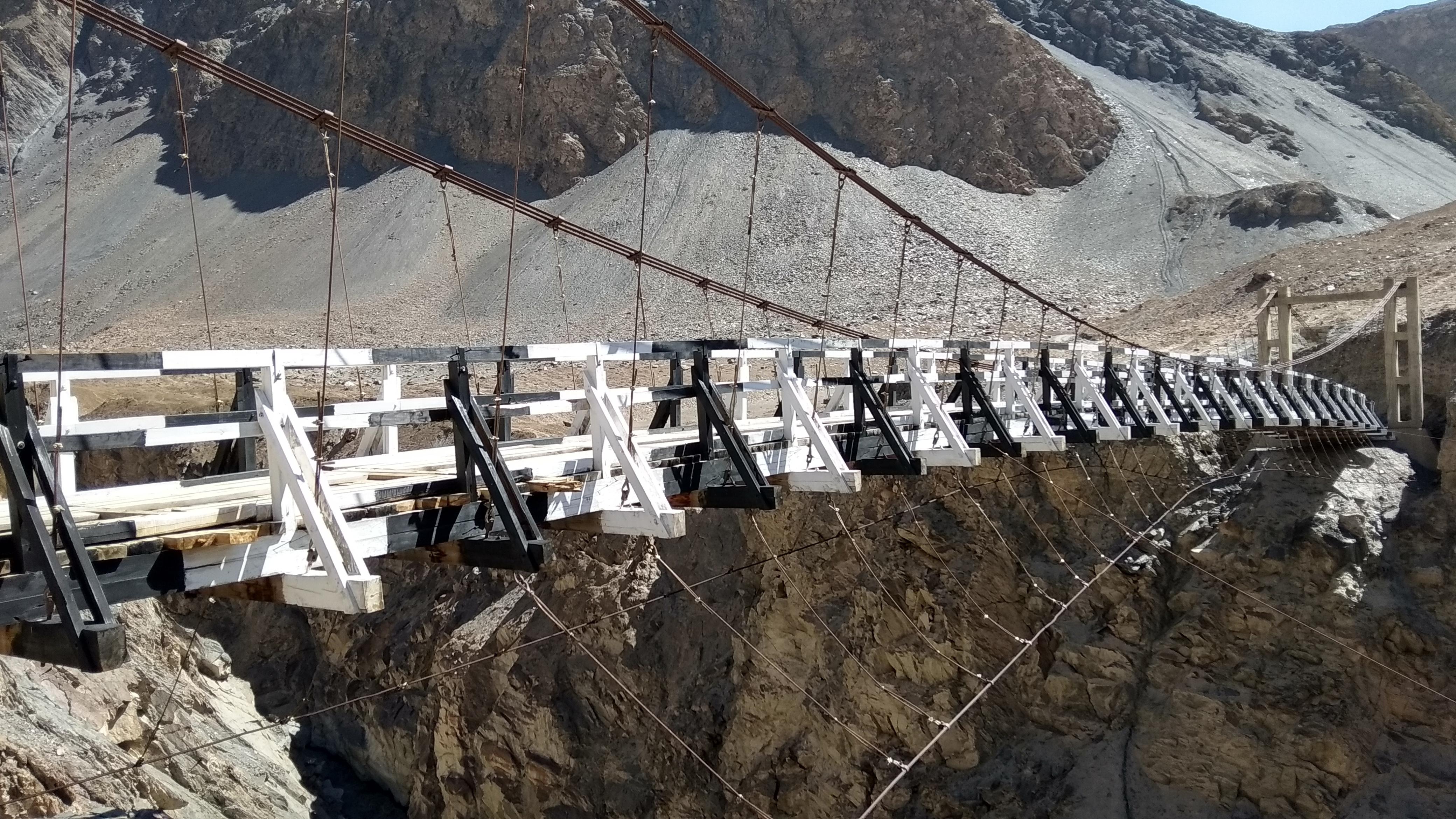 Shimshal Pass Trek & Minglik Sar Peak 6050m Climbing