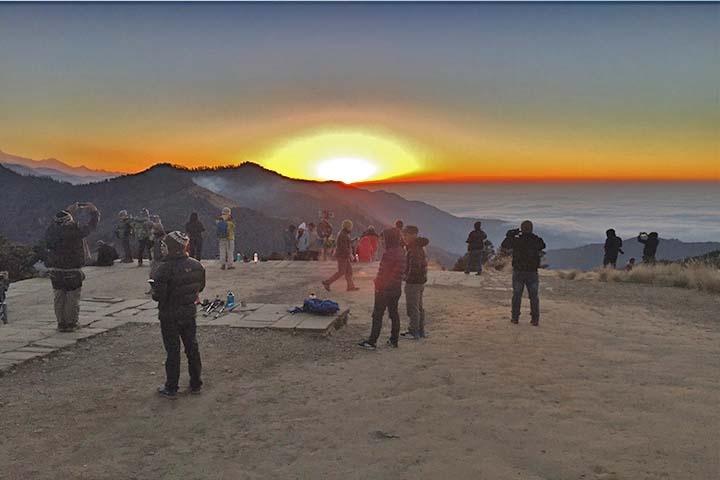 Annapurna Sunrise View Trek