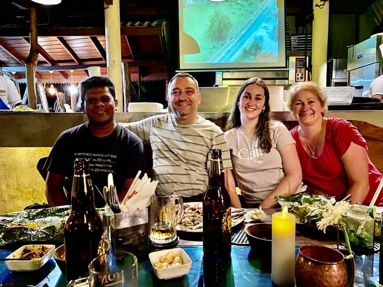 Family Adventure in Sri Lanka