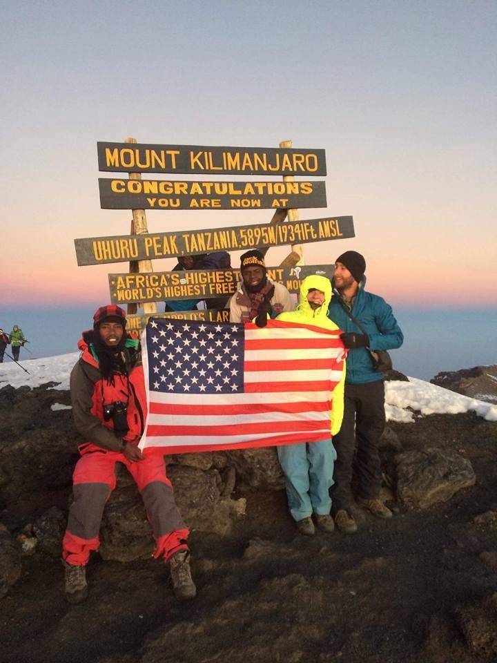 MOUNT KILIMANJARO CLIMBING VIA LEMOSHO ROUTE 8 DAYS