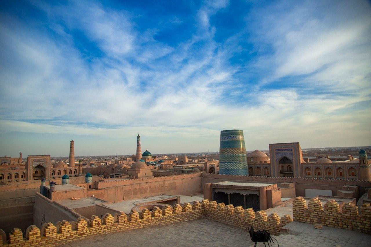 Cultural treasure of the Silk Road