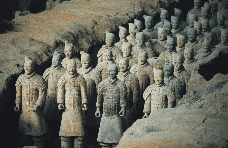 Imposing China