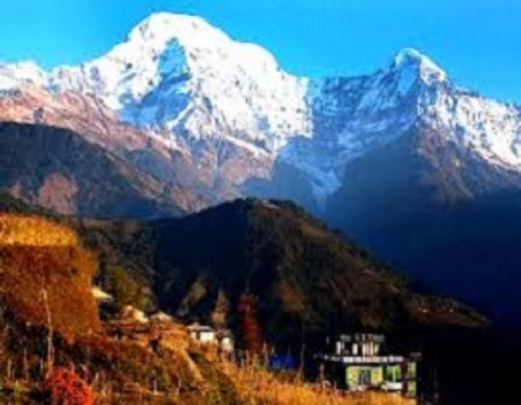 Mardi Himal Yoga Trek 12 Days 11 Night