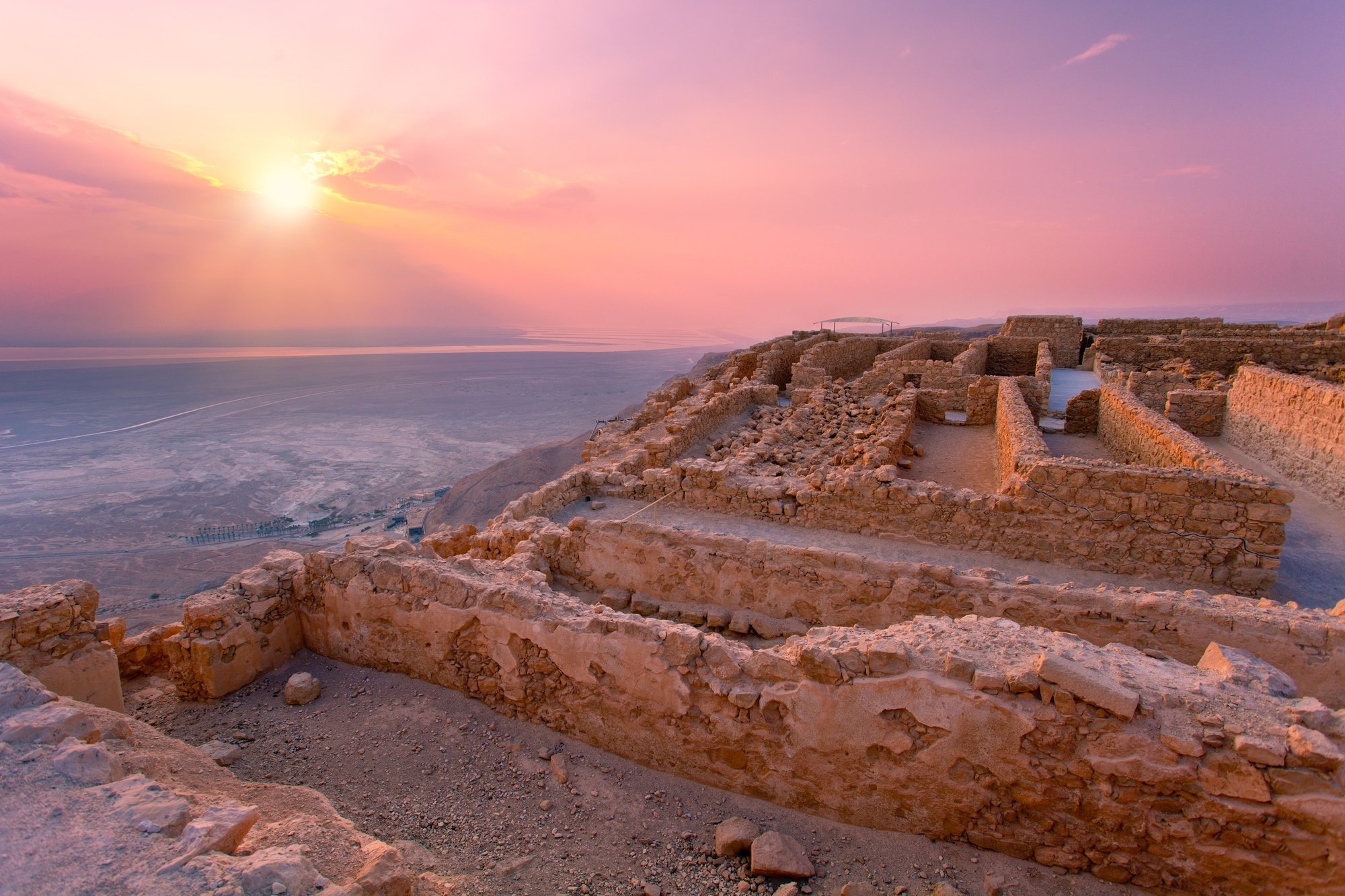 Explore the Heritage of the Holy Land
