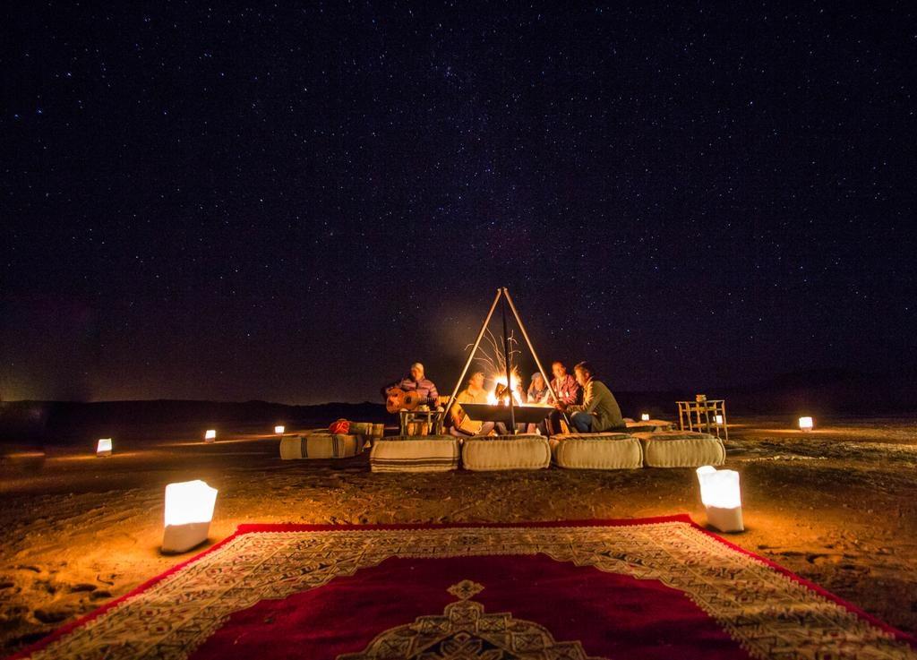 Sahara Desert Tour From Marrakech to Fes