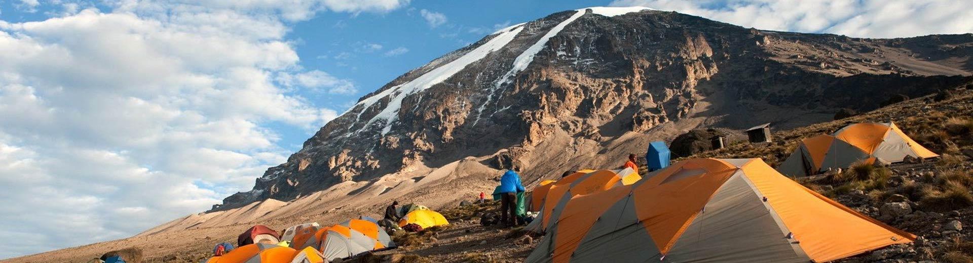 Kilimanjaro 7 Days Machame Route