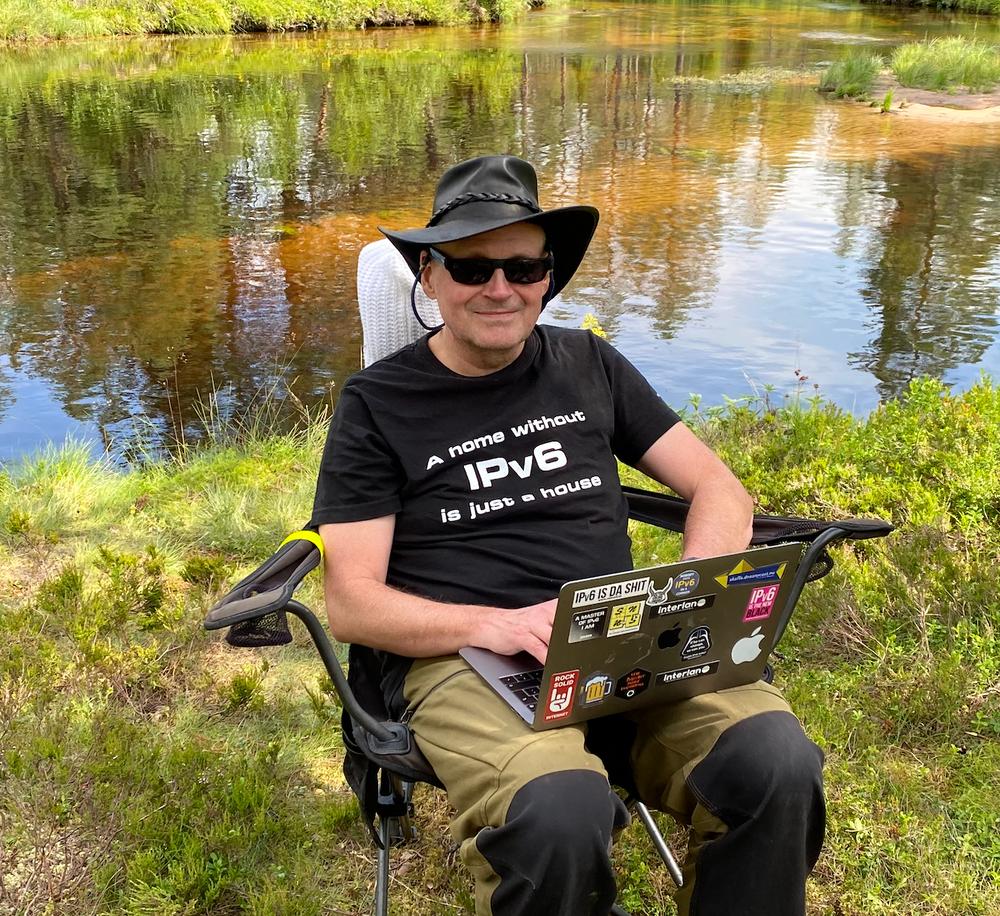 Torbjörn Eklöv - Netnod guest blogger