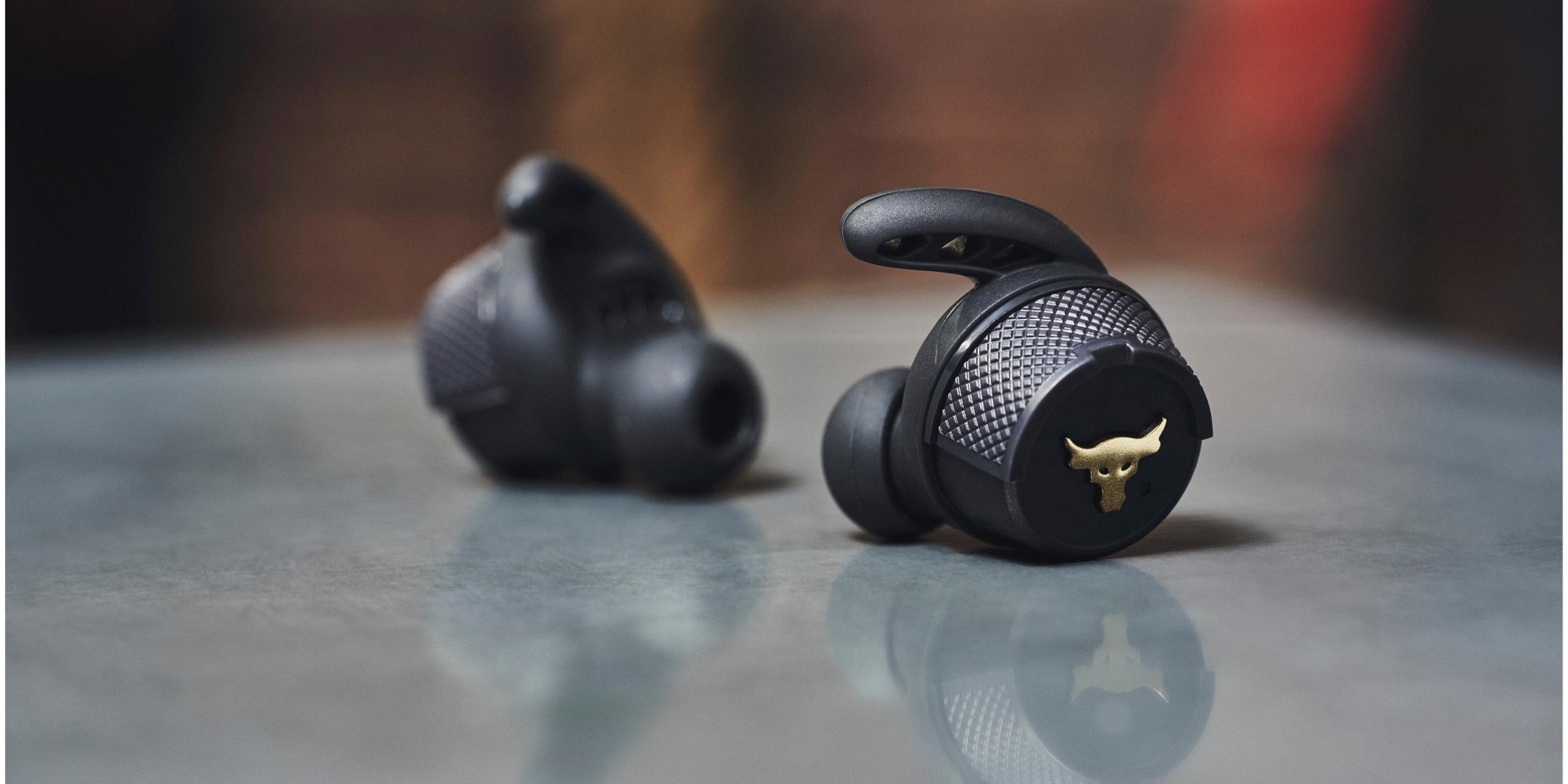 Dwayne 'The Rock' Johnson unveils new wireless earphone collaboration with Under Armour