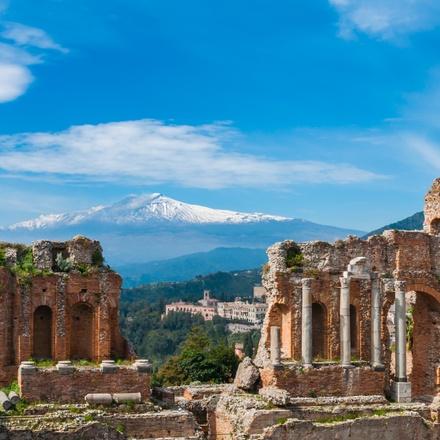 Sicily Grand Tour Walking & Hiking