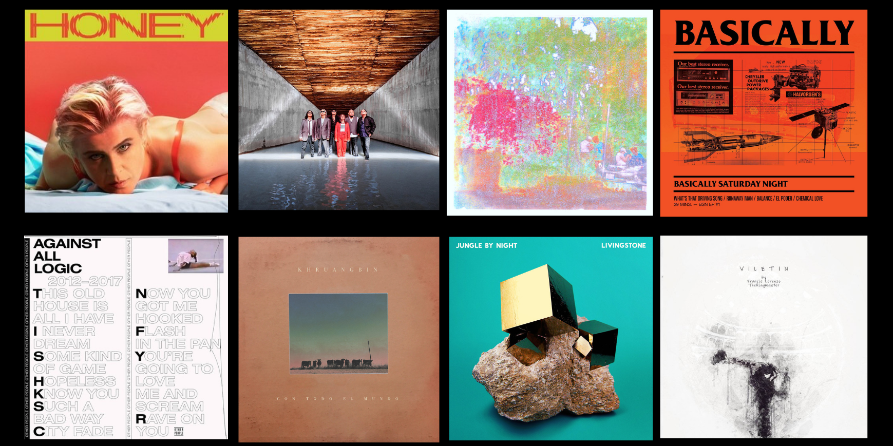 Best Releases of 2018: Musician and Industry Picks