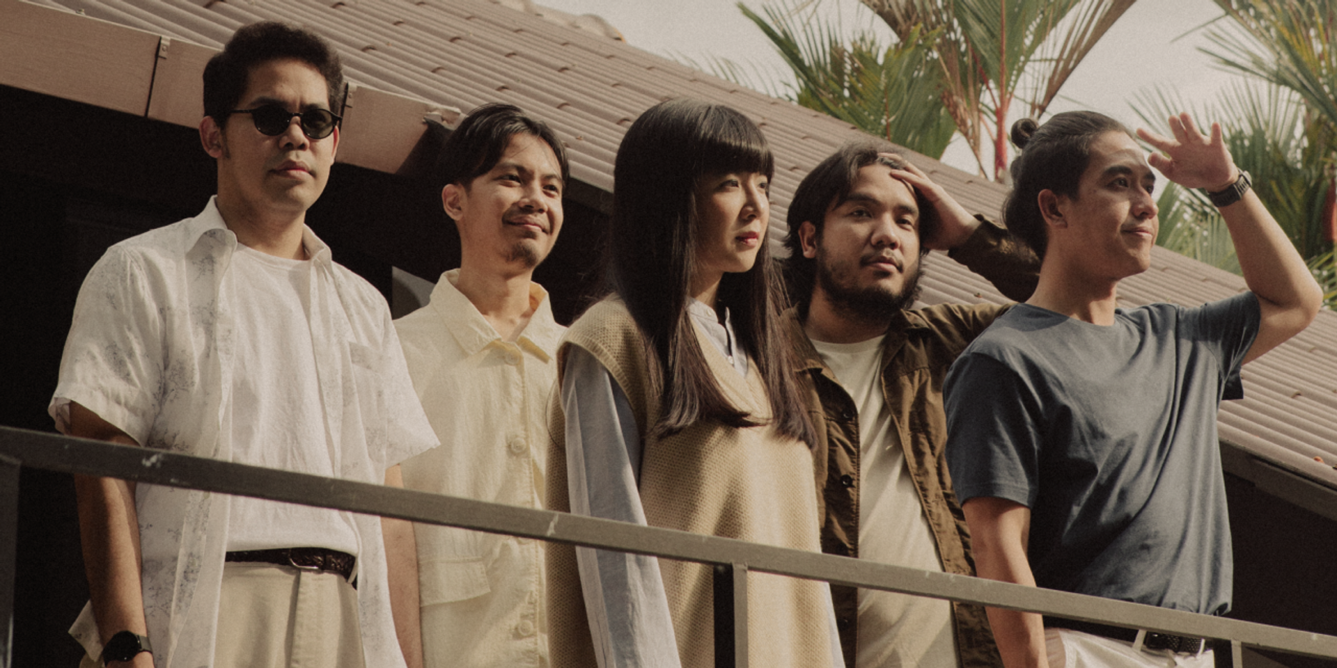 Introducing: Thai indie-pop band Gym and Swim on writing tropical tunes, working with Sunset Rollercoaster, and more