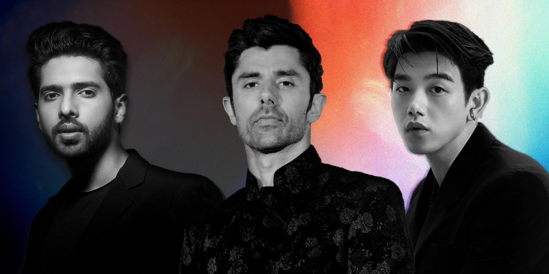 KSHMR, Eric Nam, and Armaan Malik team up for collaborative single, 'ECHO' – watch