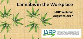 Cannabis in the Workplace