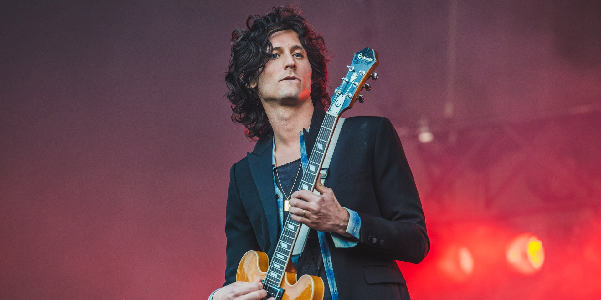 Nick Valensi hints that The Strokes' new album is finished