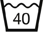 40°C Normalwaschgang