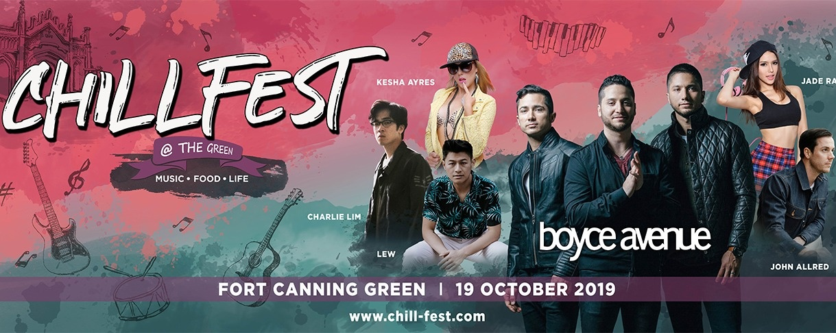 ChillFest @ The Green [cancelled]