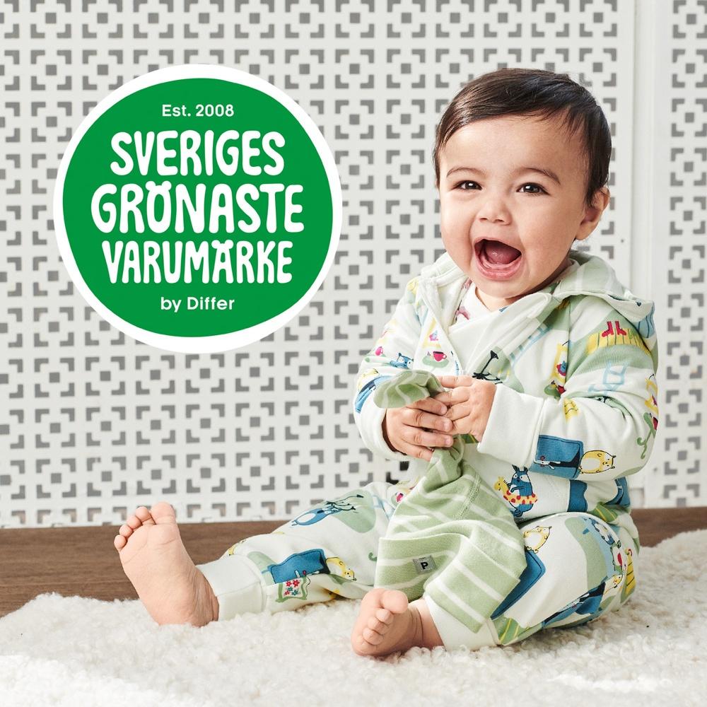 Sveriges Grønneste Varemerke by Differ