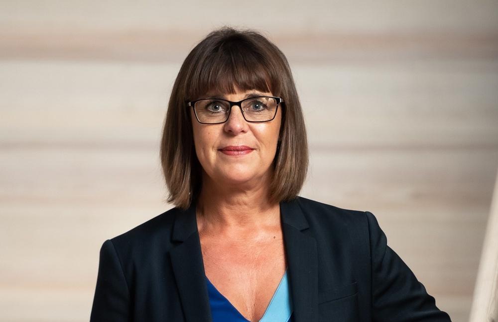 Anna Lundmark Lundbergh, vd Almi Värmland och ansvarig för kartläggningen