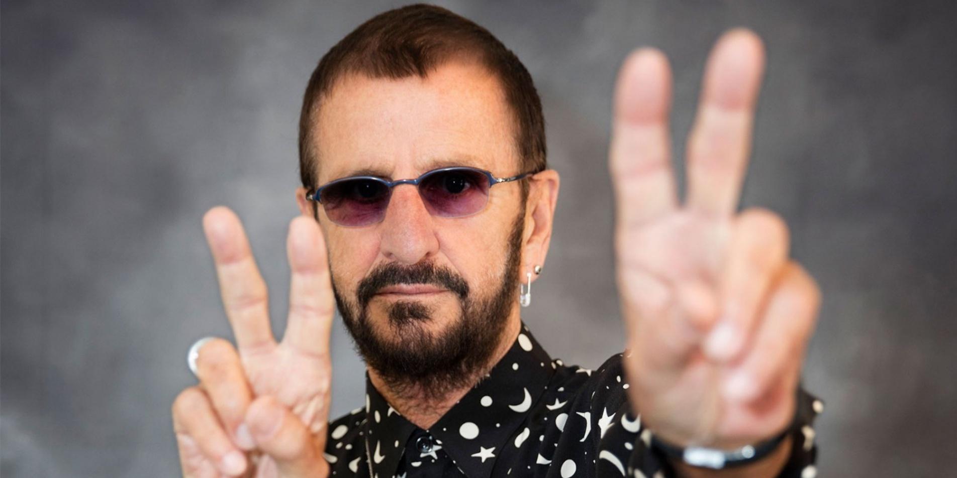 Ringo Starr reveals he's working on a new album