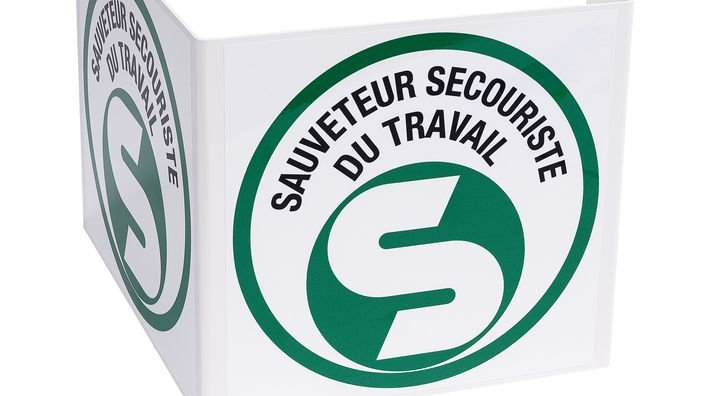Représentation de la formation : Sauveteur Secouriste du Travail