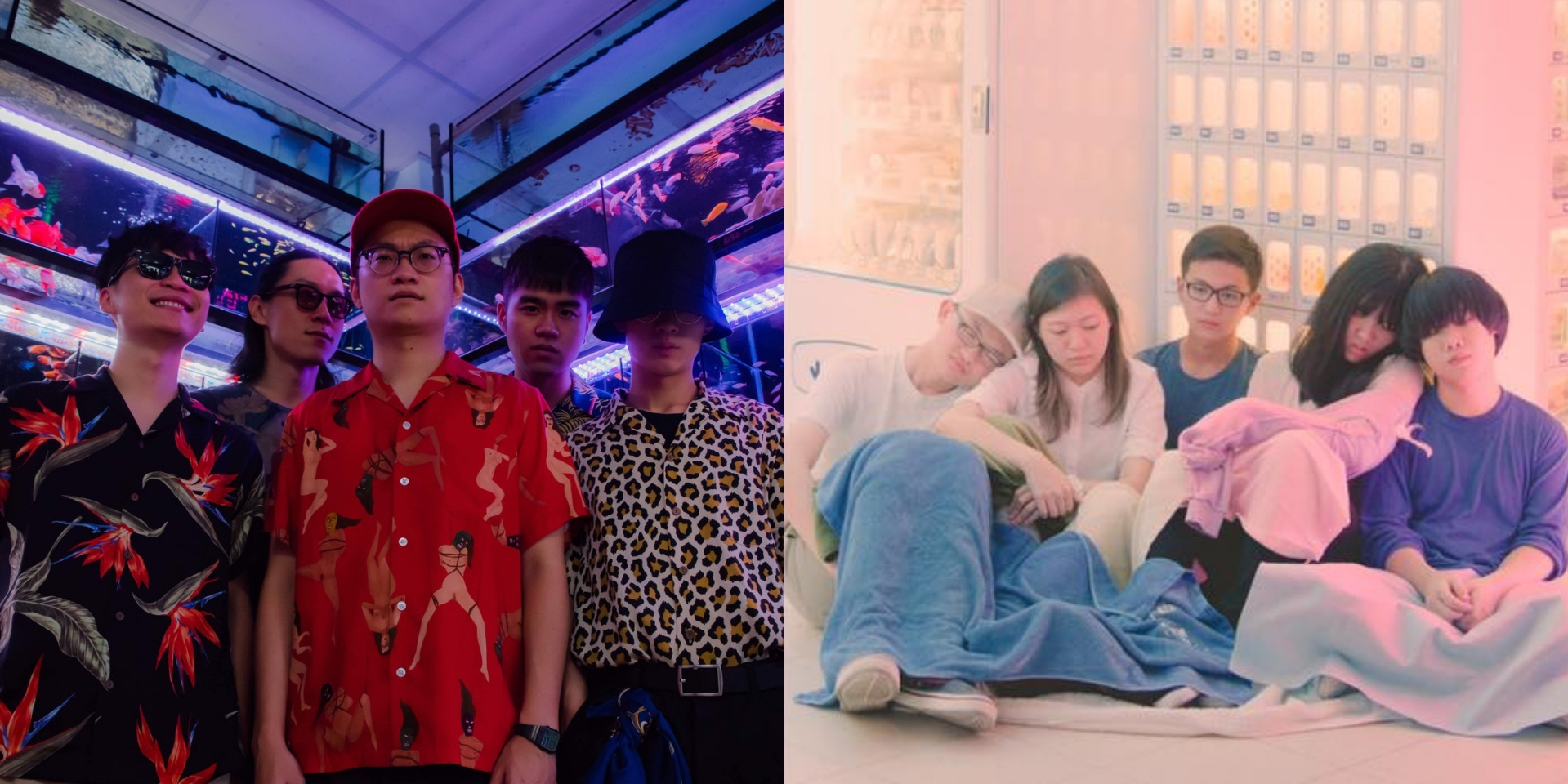 Sunset Rollercoaster to perform in Singapore with support from Cosmic Child