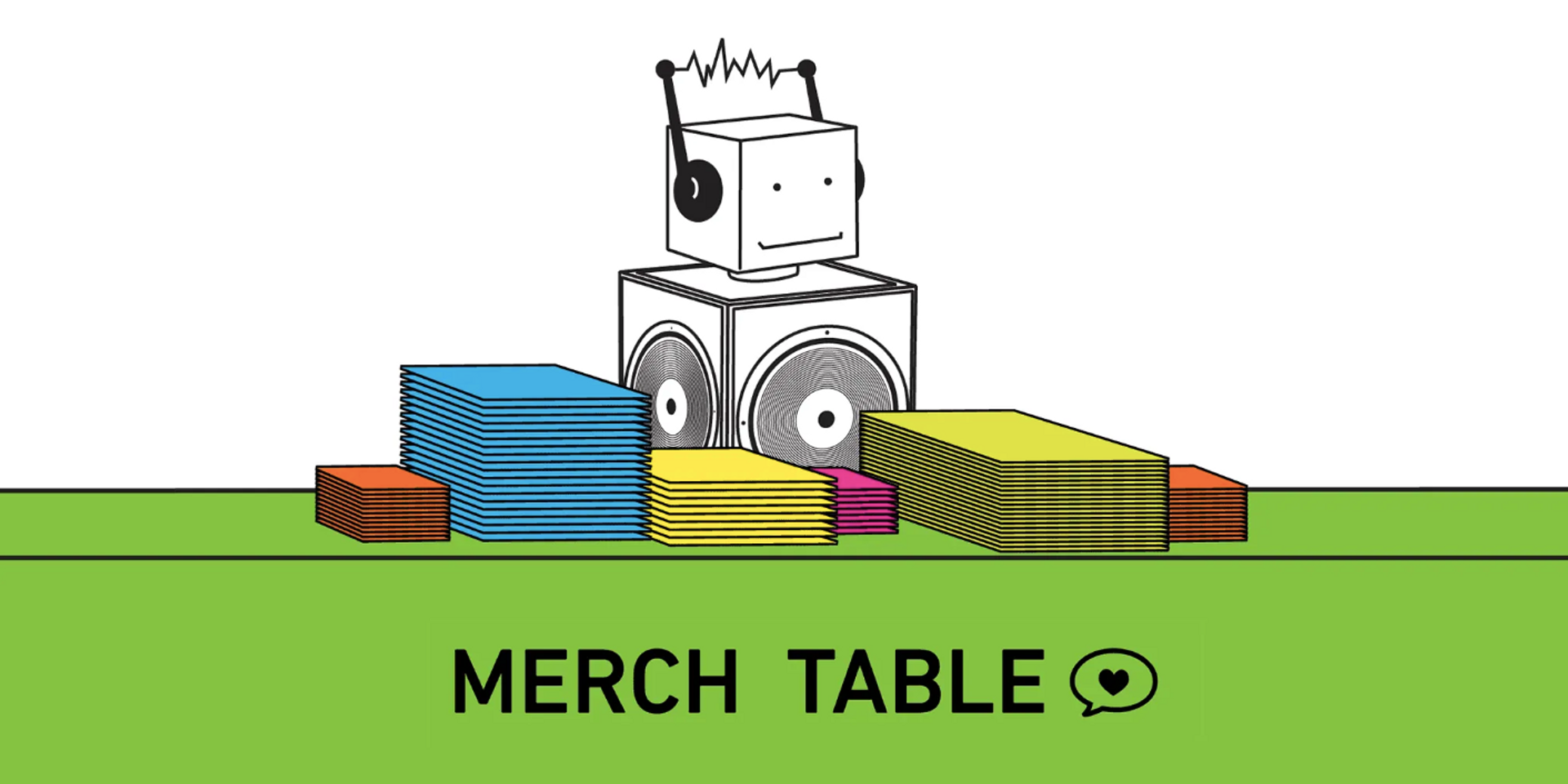 Support your favourite artists with Hype Machine's Merch Table, which generates Bandcamp links from your Spotify playlists