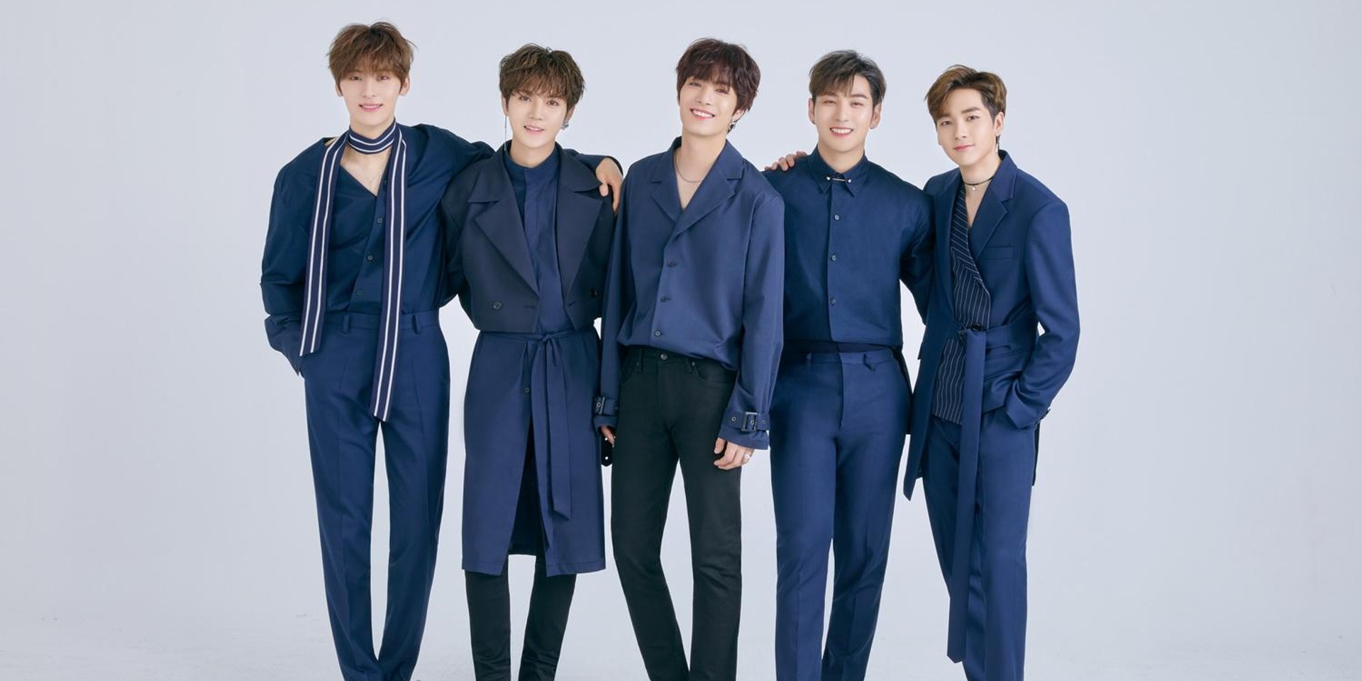 NU'EST to perform in Singapore this August