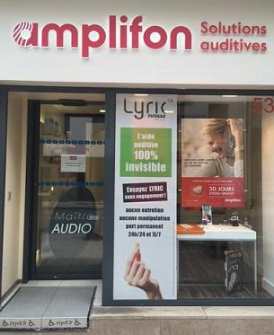 Photo du centre Amplifon de Courbevoie