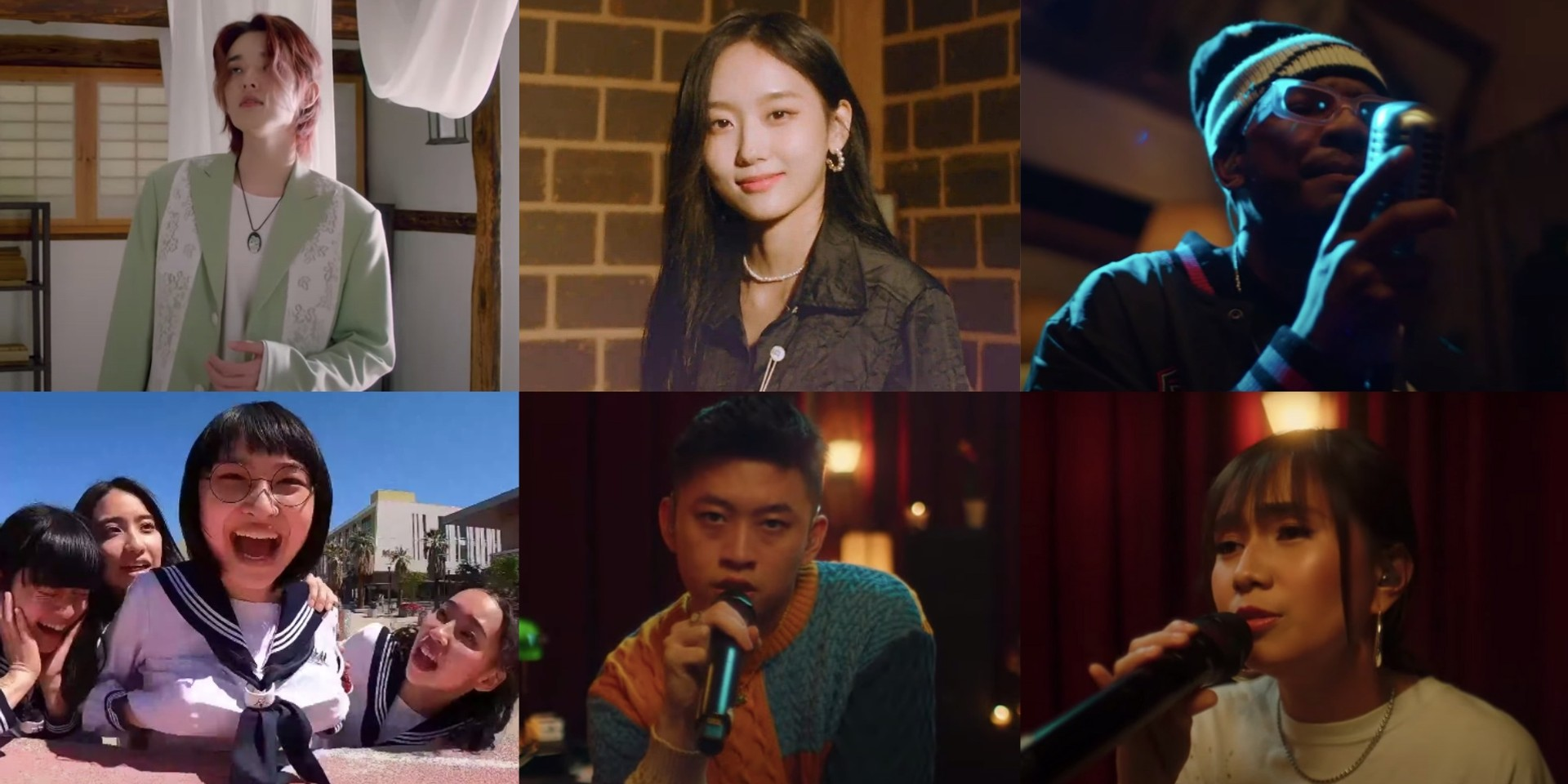 9 highlights from 88rising's 'Asia Rising Together' concert — featuring DAY6's Jae, Seori, Guapdad 4000, NIKI, Rich Brian, and more