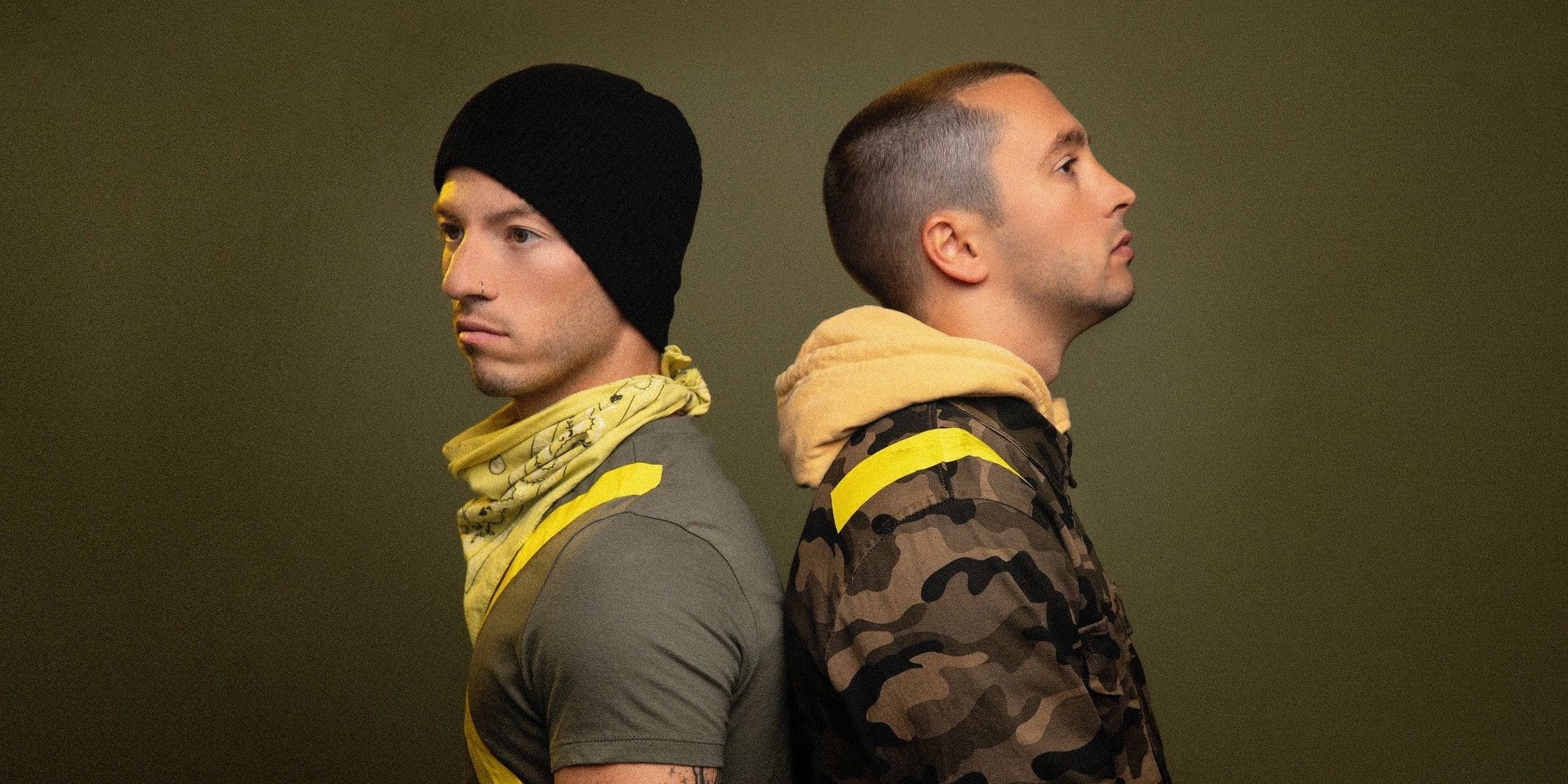 Twenty One Pilots releases music video for 'The Hype' – watch
