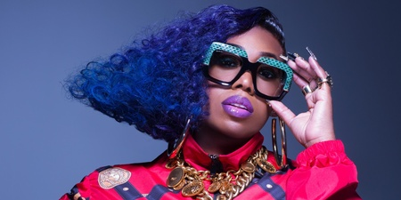 Missy Elliott will be the first female rapper to receive the MTV Video Vanguard Award
