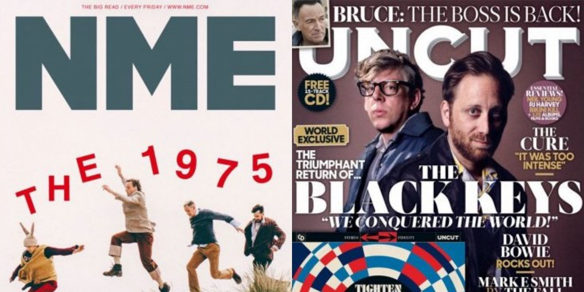 BandLab Technologies acquires UK music publications NME and Uncut
