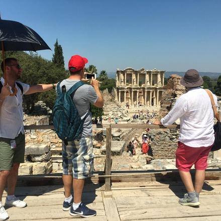 Ephesus, Pamukkale, Cappadocia *All Inclusive Package